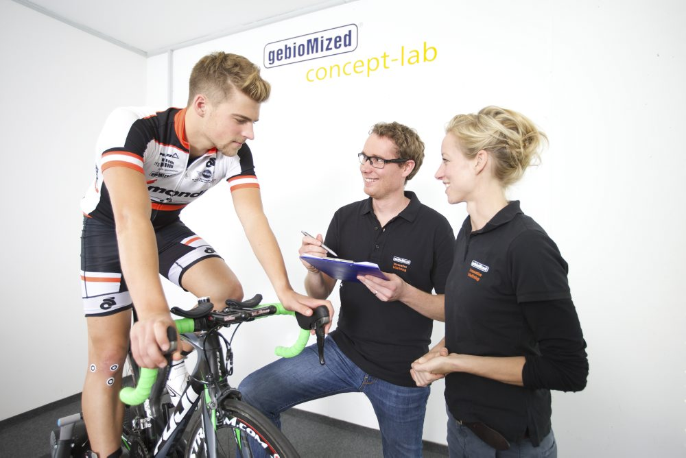 gebioMized bike-fitting